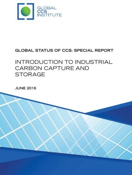 Industrial CCS