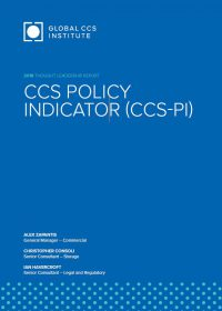 CCS Policy Indicator (CCS-PI)