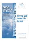 Moving CCS forward in Europe