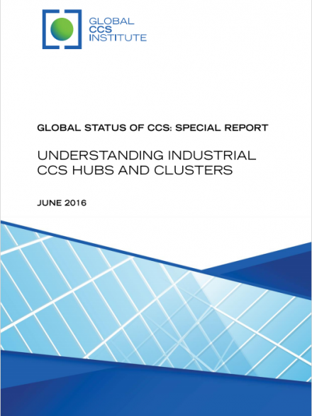 Understanding industrial CCS hubs and clusters