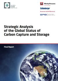 Strategic analysis of the global status of carbon capture and storage. Report 5: synthesis report
