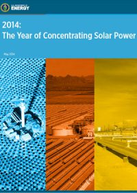 2014: The year of concentrating solar power