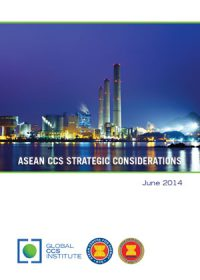 ASEAN CCS strategic considerations