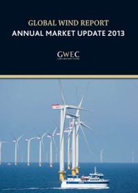 Global wind report: annual market update 2013
