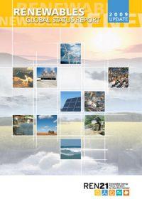 Renewables global status report 2009 update