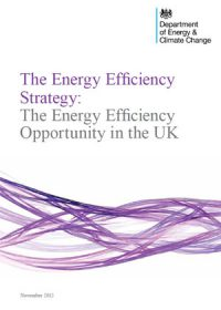 The energy efficiency strategy: the energy efficiency opportunity in the UK