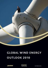 Global wind energy outlook 2010