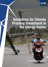 Guidelines for climate proofing investment in the energy sector