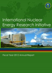 International Nuclear Energy Research Initiative: fiscal year 2012 annual report