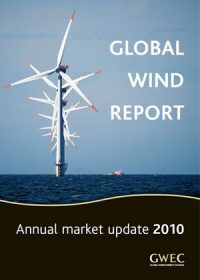 Global wind report: annual market update 2010