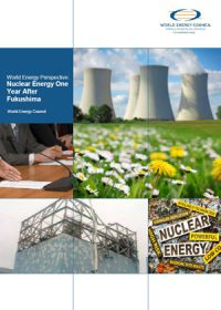 World energy perspective: nuclear energy one year after Fukushima