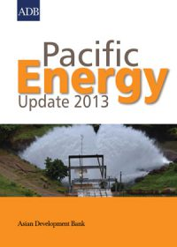Pacific energy update 2013