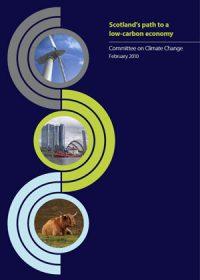 Scotland's path to a low-carbon economy