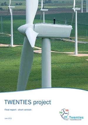 TWENTIES project: final report, short version