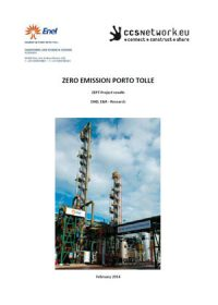 Zero Emission Porto Tolle: ZEPT Project results