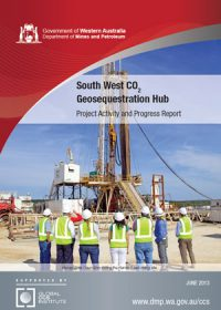 South West CO2 Geosequestration Hub: project activity and progress report