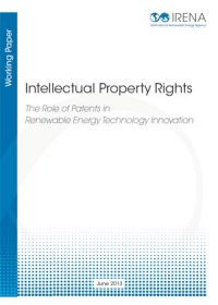 Intellectual property rights: the role of patents in renewable energy technology innovation