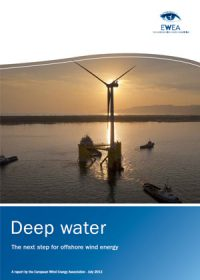 Deep water: The next step for offshore wind energy