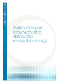 Statistical issues: bioenergy and distributed renewable energy