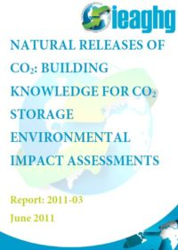 Natural releases of CO2: building knowledge for CO2 storage environmental impact assessments