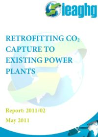 Retrofitting CO2 capture to existing power plants