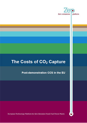 The costs of CO2 capture: post-demonstration CCS in the EU