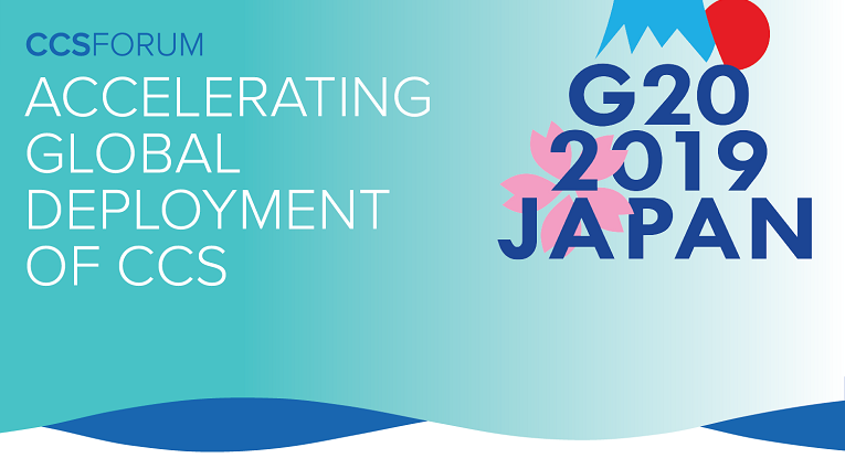 Japan CCS Forum: Official side event of G20