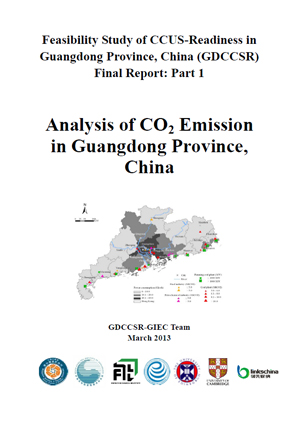 Analysis of CO2 emission in Guangdong Province, China