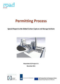 ROAD CCS permitting process: special report to the Global Carbon Capture and Storage Institute