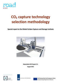 CO2 capture technology selection methodology
