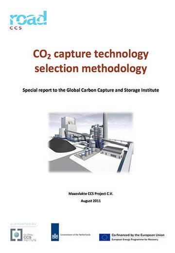 CO2 capture technology selection methodology