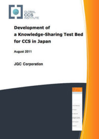 Developing a CCS communications framework for Japan