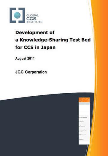 Developing a CCS communications framework for Japan