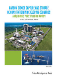Carbon dioxide capture and storage demonstration in developing countries: analysis of key policy issues and barriers