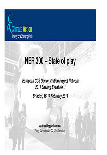NER 300: State of play