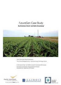 FutureGen case study