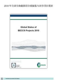 2010年全球生物能源结合碳捕集与封存项目现状