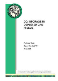 CO2 storage in depleted gas fields