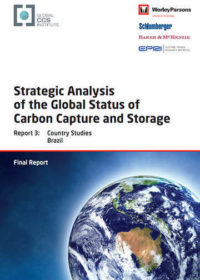 Strategic analysis of the global status of carbon capture and storage. Report 3: country studies Brazil