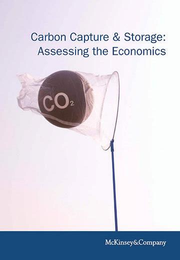 Carbon capture & storage: Assessing the economics