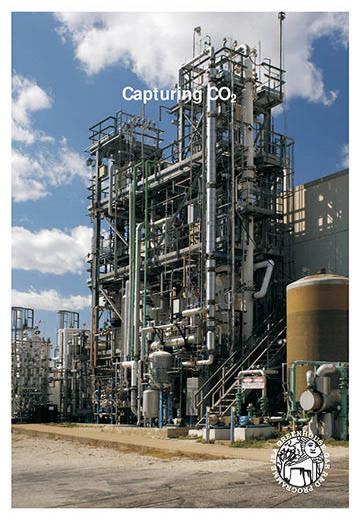 Capturing CO2