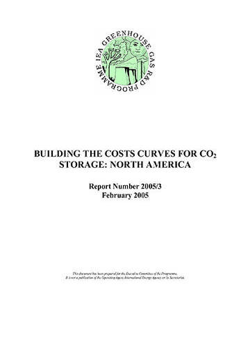 Building the cost curves for CO2 storage: North America