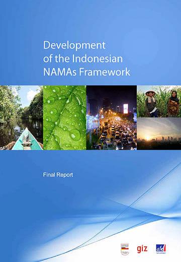 Development of the Indonesian NAMAs framework