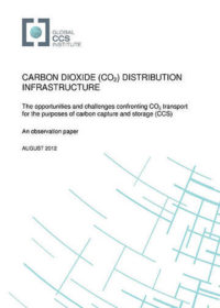 Carbon dioxide (CO2) distribution infrastructure