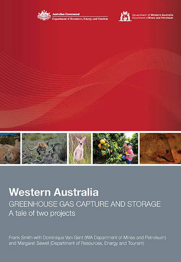 Western Australia greenhouse gas capture and storage: a tale of two projects