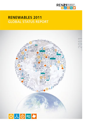 Renewables 2011 global status report
