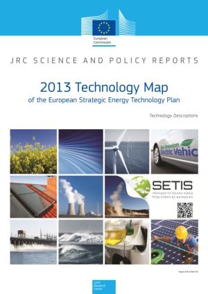 2013 technology map of the European Strategic Energy Technology Plan (SET-Plan): technology descriptions