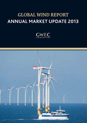 Global wind report: annual market update 2013