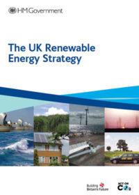 The UK renewable energy strategy