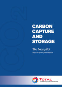 Carbon capture and storage: the Lacq pilot. Project and injection period 2006-2013